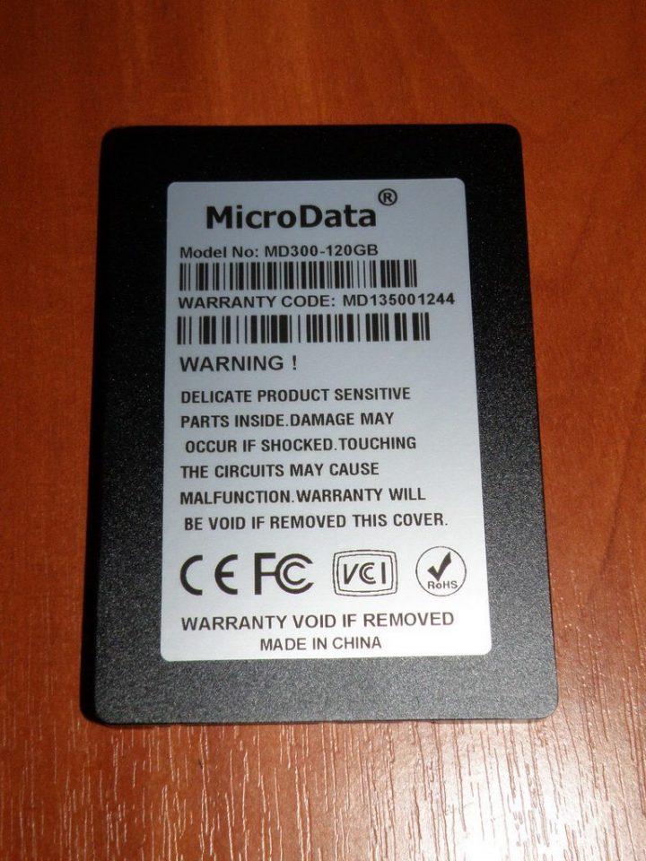 SSD Disks