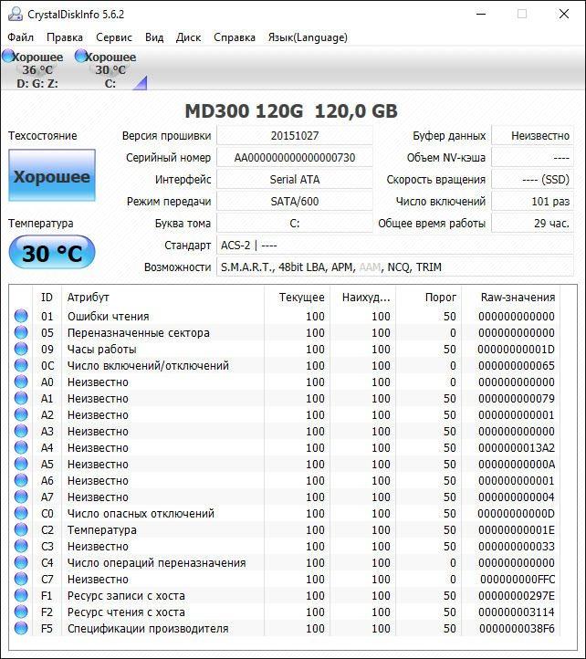 MicroData SSD