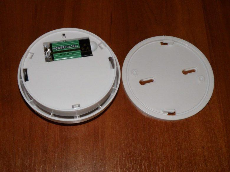Wireless Fire Smoke Detector