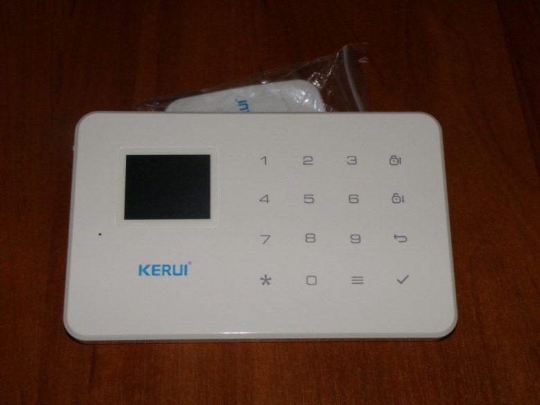 GSM сигнализация KERUI KR-G18