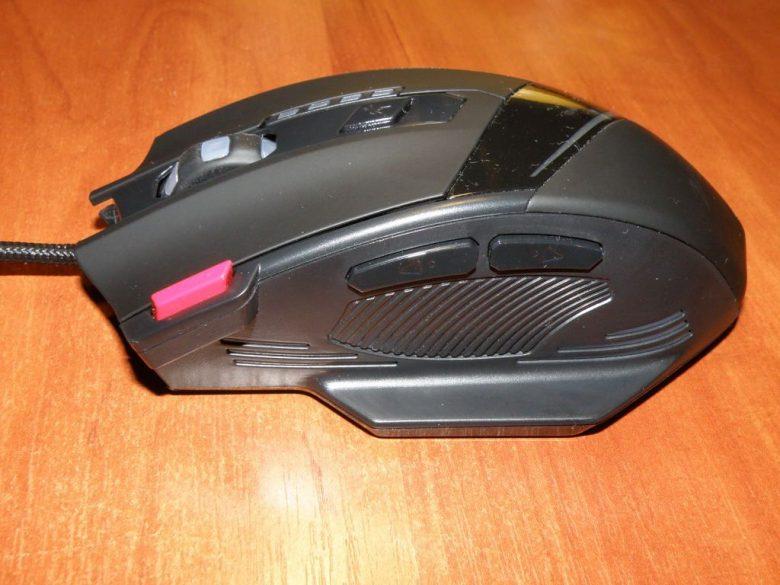 Zelotes T-60 игровая мышь