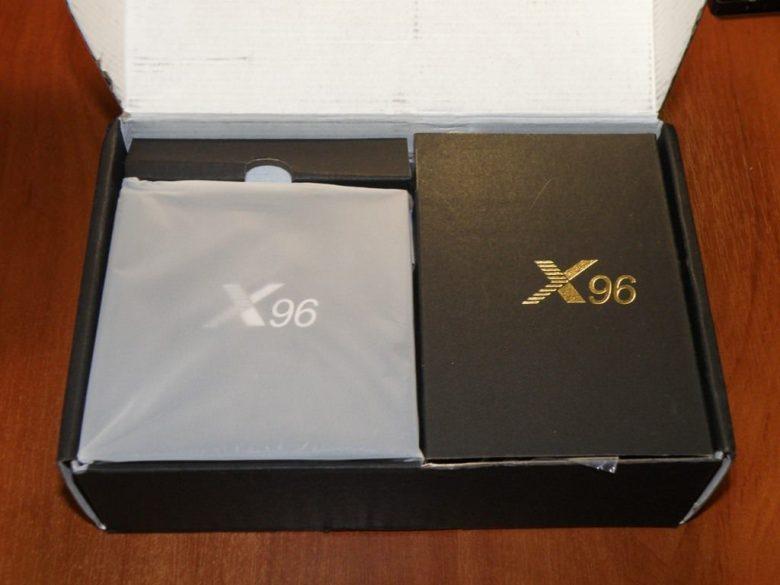 Android TV приставка X96