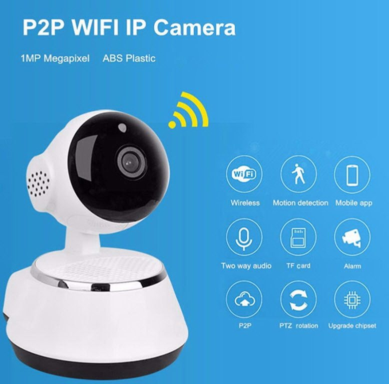 IP камера Mini WiFi 720P Smart IP Camera