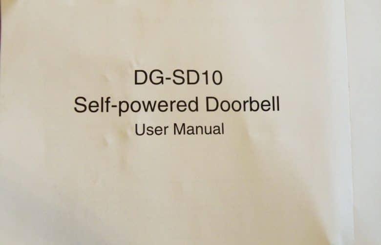Digoo dg-sd10