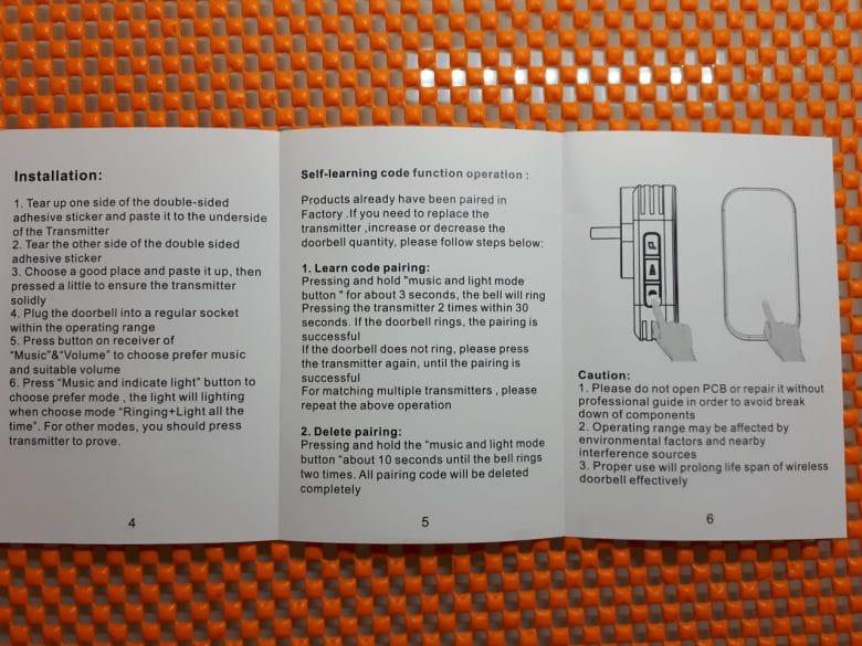 инструкция SMATRUL M688BB