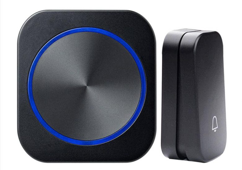 Звонок с двумя приемниками (или кнопками) SMATRUL M688BB
