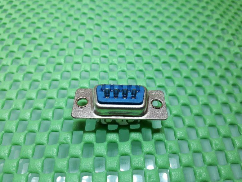 DB9-M RS-232 D-SUB