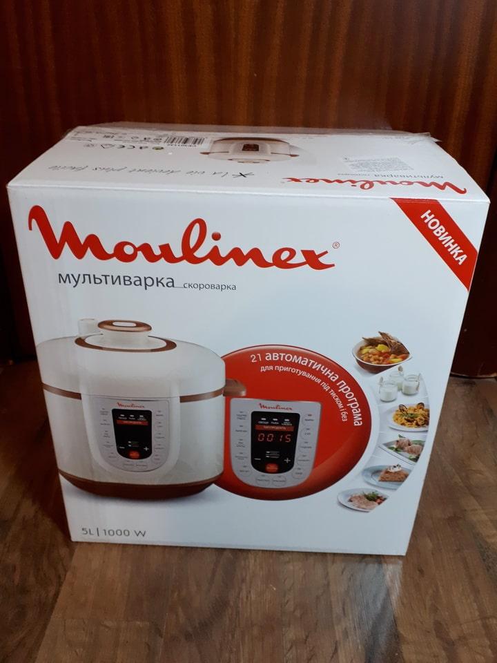 упаковка MOULINEX CE501132