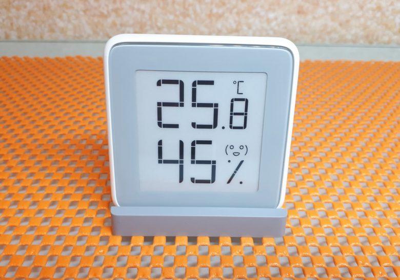 Xiaomi MHO-C201 - цифровой термогигрометр