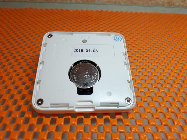 Xiaomi цифровой термогигрометр- крепление