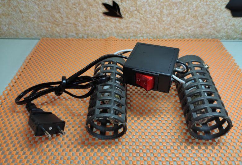 Ультрафиолетовый стерилизатор для обуви ATWFS