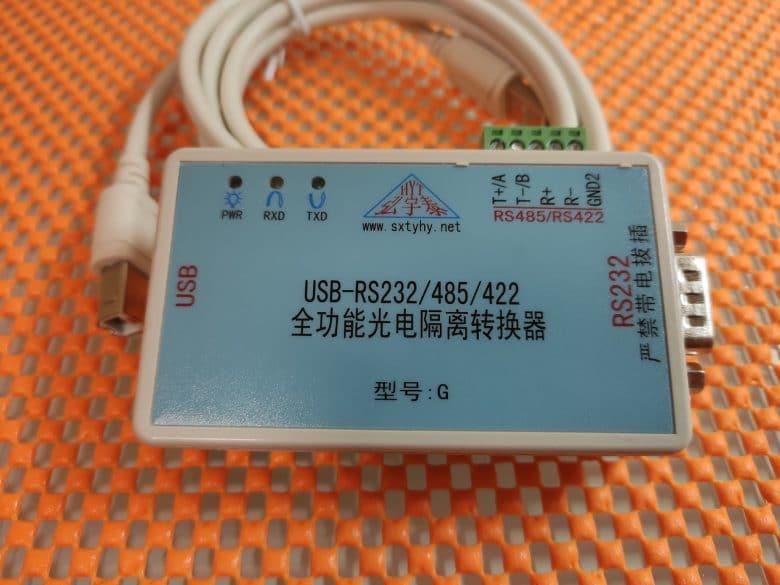 Преобразователь USB в RS-232